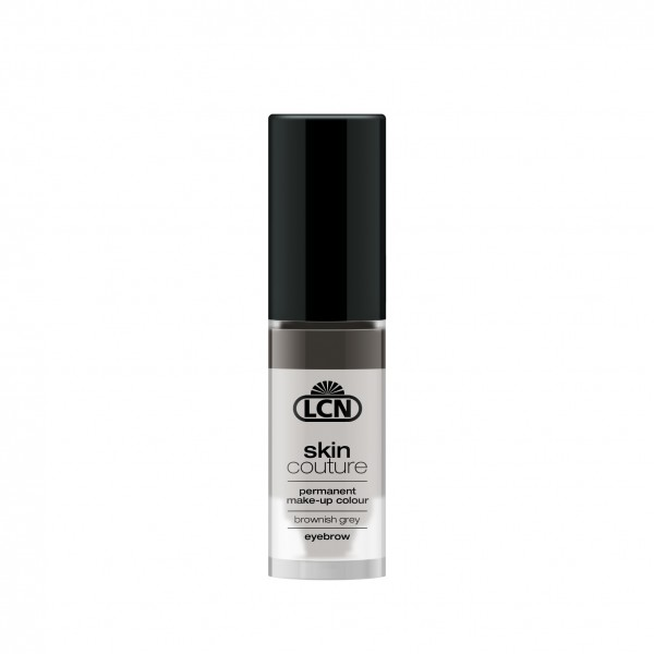 Skin Couture Permanent Make-Up Eyebrow Brownish Grey 5ml