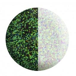 Colour Gel Miracle Glitter Green Marvet 5ml