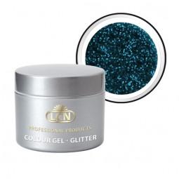 Colour Gel Glitter Midnight Blue 5ml