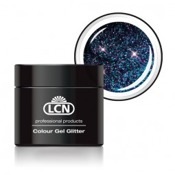 Colour Gel Glitter Dark Glitter Nights 5ml