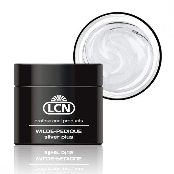 Wilde Pedique Silver Plus Clear 10ml