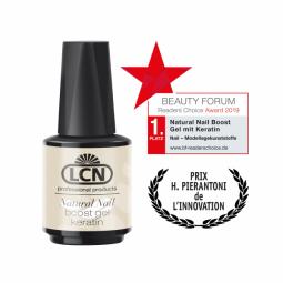 Natural Nail Boost Gel Keratin 10ml