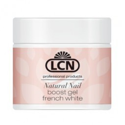 "Natural Nail Boost Gel ""French White"" 5ml"