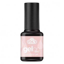 GelOn 2in1 UV Colour Gel Soft Beige 8ml
