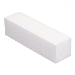BUFFER & POLISH BLOCK - WHITE 220/240