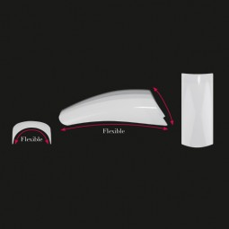 TIPBOX FLEXIBLE TIPS - alla storlekar 150st