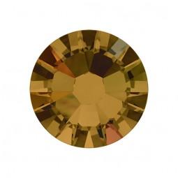 Rhinestones Guld Normal 50st