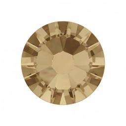 Rhinestones Crystal Golden Shaddow 50st