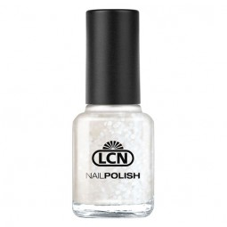 Nagellack White Flakes 8ml