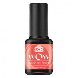 WOW Hybrid Gel Polish - Sunset Coral 8ml