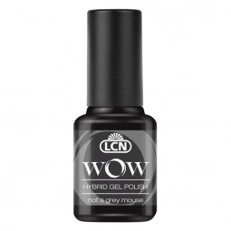 "WOW Hybrid Gel Polish - ""Not A Grey Mouse"" 8ml"