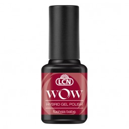WOW Hybrid Gel Polish - Fuchsia Babe 8ml