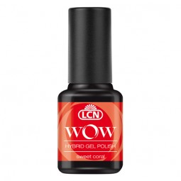 WOW Hybrid Gel Polish - Sweet Coral 8ml