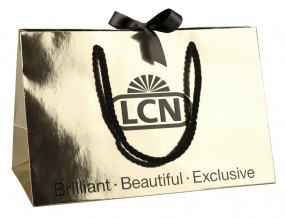 LCN Carrying Bag Small Gold