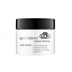 "SPA Balance ""Cabana Deluxe"" Nail Butter 15ml"