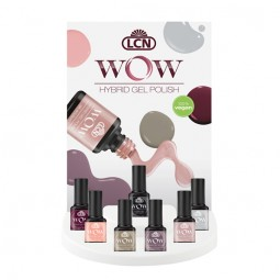 Display WOW - Hybrid Gel Polish New Colours