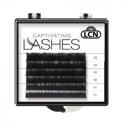 "Captivating Lashes ""Mixed Tray"" - 0,25mm/C-Curl 11-13mm"