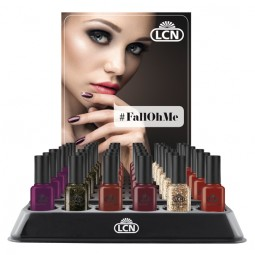 "Nail Polish Display ""Fall Oh Me"""