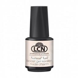 Natural Nail Boost Gel Keratin10ml nude charm
