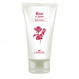 Body lotion Rose & Jojoba 200 ml - kroppslotion