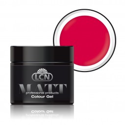 One step Matt colour gel 5 ml red