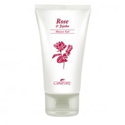 Shower gel Rose & Jojoba 200 ml - duschgel