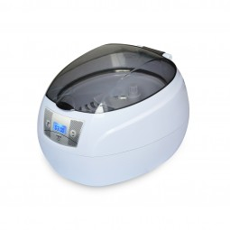 Ultrasonic cleaner, oval