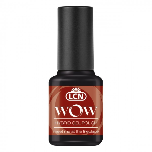 WOW Hybrid Gel Polish - meet me at the fireplace TREND COLOUR