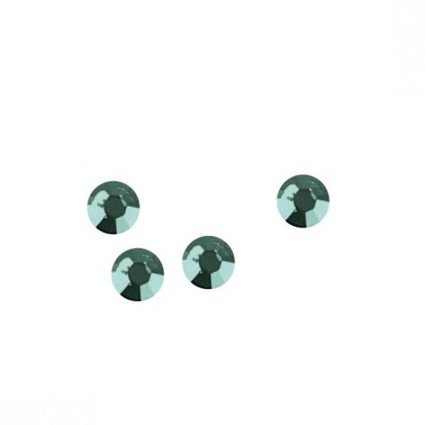 Rhinestones light green Maxi 50st