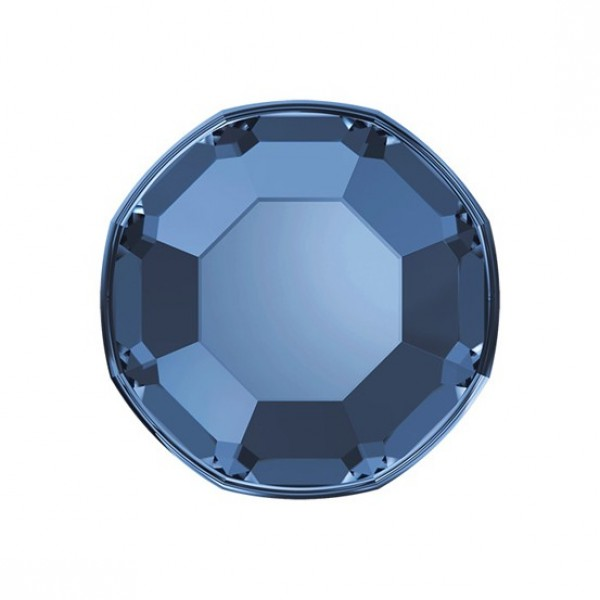 Svarovski kristaller smoky blue mini 50st