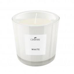 Candle white handgjorda doftljus